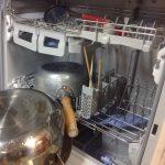【食器洗い機を使う】 も一つの方法、家事が楽になりました。